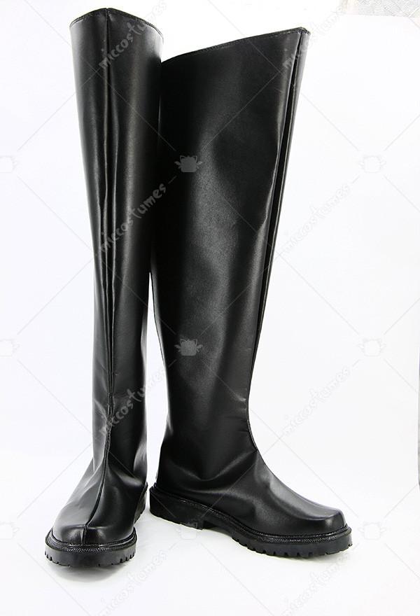 code geass suzaku kururugi boots