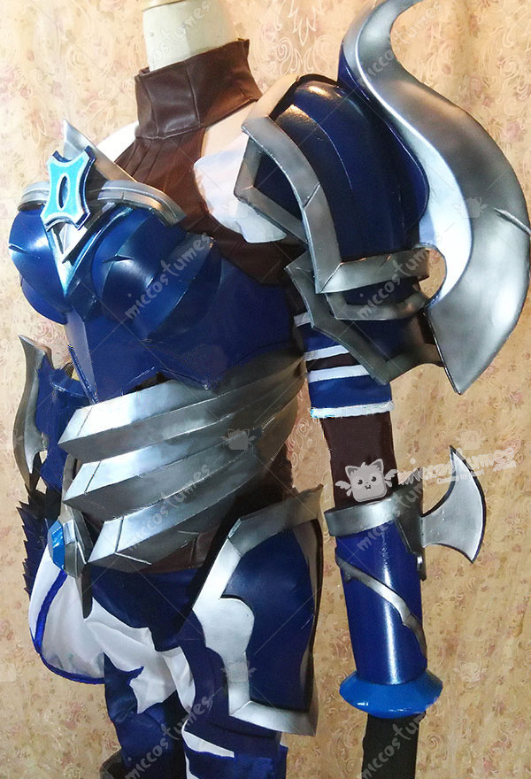 Exclusive Handmade League of Legends Riven the Exile ...