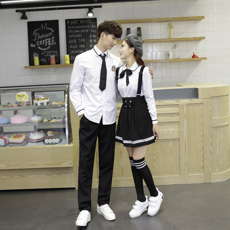 Hot Korean School Uniform Girls Jk Navy Sailor Suit For