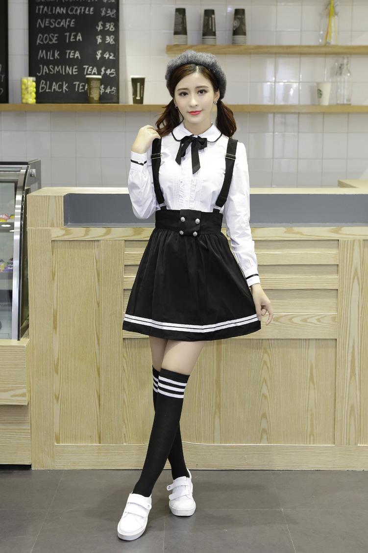 Korean Japanese Version Women JK Suit Anime Cosplay